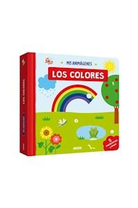 Papel Mis Animágenes - Los Colores