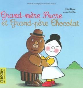Papel Grand-Mère Sucre Et Grand-Père Chocolat