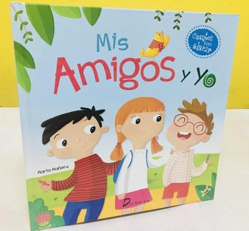 Libro Mis Amigos Y Yo
