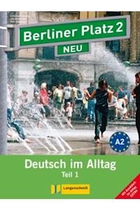Papel Berliner Platz 2 A2.1 N/Ed.- Lehrbuch (S