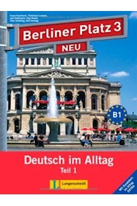 Papel Berliner Platz 3 B1.1 N/Ed.- Lehrbuch (S