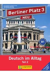 Papel Berliner Platz 3 B1.2 N/Ed.- Lehrbuch (S