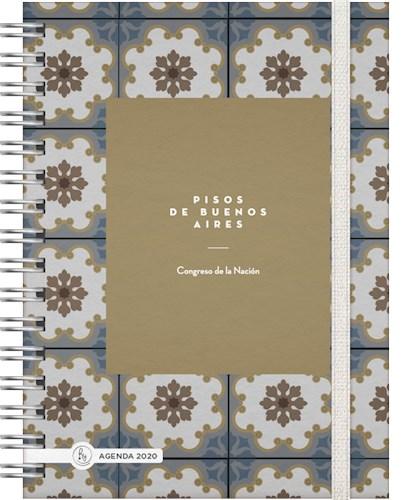 Libro Agenda 2020 Bs.As. 15X21 Piso Congreso