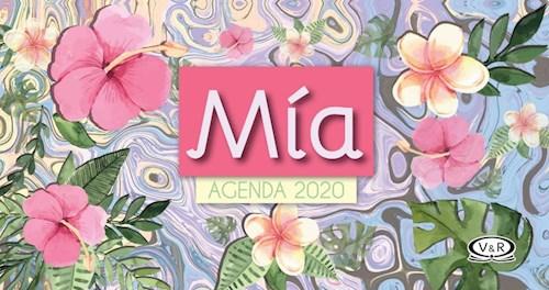 Libro Agenda 2020 Mia Rosa