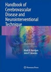 Papel Handbook Of Cerebrovascular Disease And Neurointerventional Technique