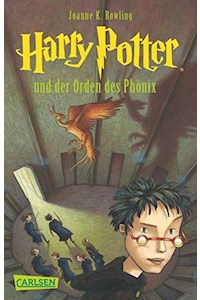 Papel Harry Potter 5 - And The Order Of The Phoenix