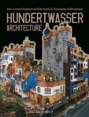 Papel HUNDERTWASSER ARCHITECTURE