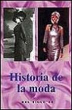 Papel HISTORIA DE LA MODA DEL SIGLO XX