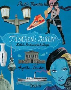 Papel TASCHEN'S BERLIN HOTELS RESTAURANTS & SHOPS [ESPAÑOL / ITALIANO / PORTUGUES] (CARTONE)