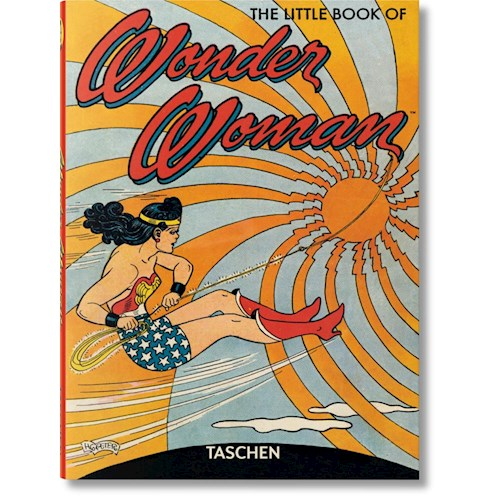 Papel THE LITTLE BOOK OF WONDER WOMAN