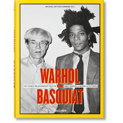Papel WARHOL ON BASQUIAT