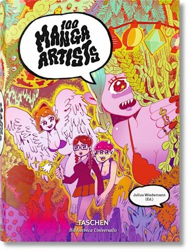 Papel 100 MANGA ARTISTS