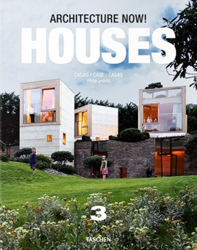Libro 3. Architecture Now ! Houses