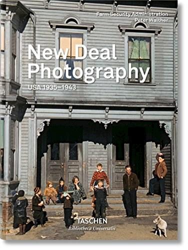 Papel Fotografia Del New Deal, La