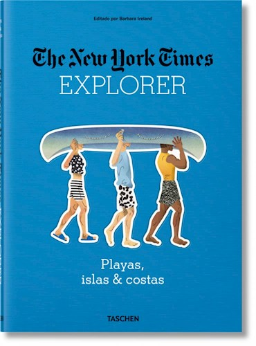 Libro Playas , Islas And Costas