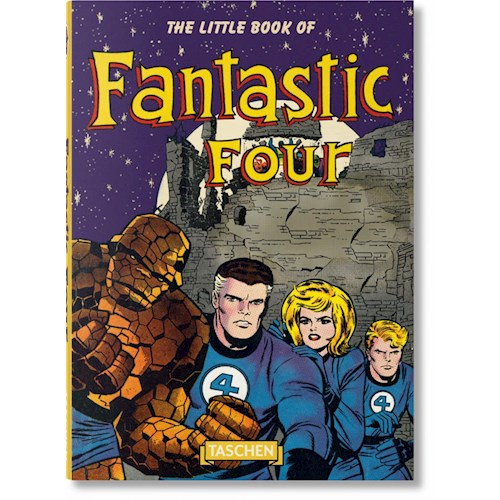 Papel THE LITTLE BOOK OF FANTASTIC FOUR