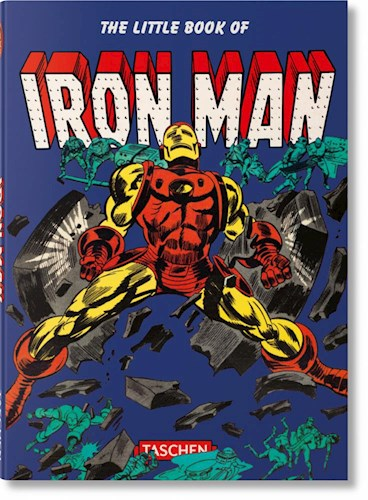 Papel The Little Book Of Iron Man