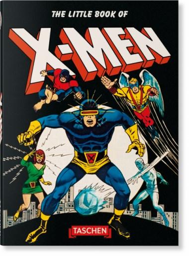 Papel THE LITTLE BOOK OF X-MEN
