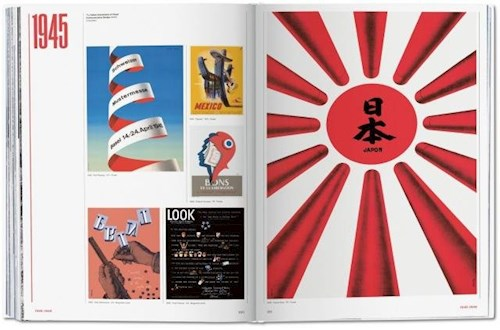 Papel HISTORY OF GRAPHIC DESIGN VOL.1 1890-1959, THE