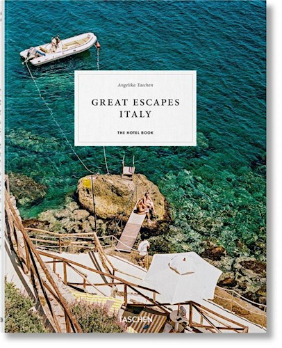 Papel GREAT ESCAPES ITALY THE HOTEL BOOK (CARTONE)