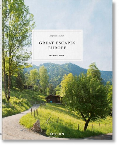 Papel GREAT ESCAPES EUROPE THE HOTEL BOOK (CARTONE)