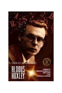 Papel Aldous Huxley - Obras Maestras -