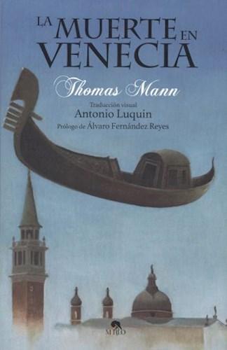 Libro La Muerte En Venecia - Arte Y Letras -