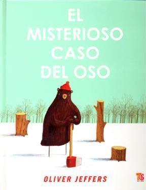 Papel EL MISTERIOSO CASO DEL OSO