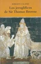 Papel LOS JEROGLIFICOS DE SIR THOMAS BROWNE