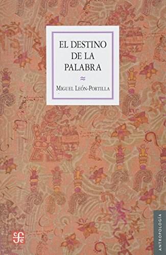Papel EL DESTINO DE LA PALABRA
