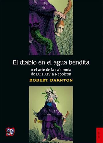 Libro El Diablo En El Agua Bendita