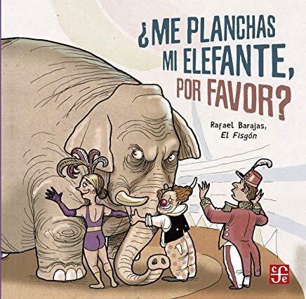 Papel ¿Me Planchas Mi Elefante, Por Favor?