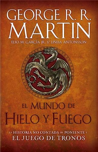E-book El Mundo De Hielo Y Fuego (Canción De Hielo Y Fuego)