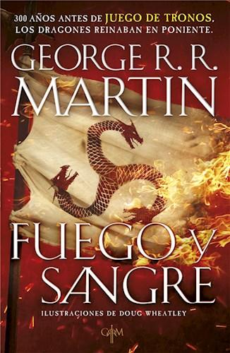 E-book Fuego Y Sangre (Canción De Hielo Y Fuego)