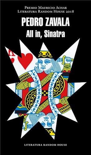 E-book All In, Sinatra (Premio Mauricio Achar / Literatura Random House 2018)