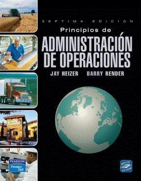 E-book Principios De Administración De Operaciones