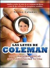 Papel Leyes De Coleman, Las