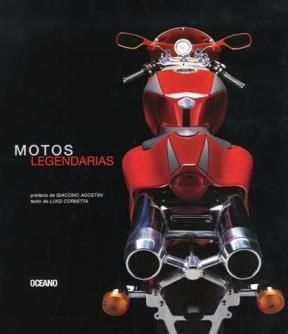 Papel Motos Legendarias