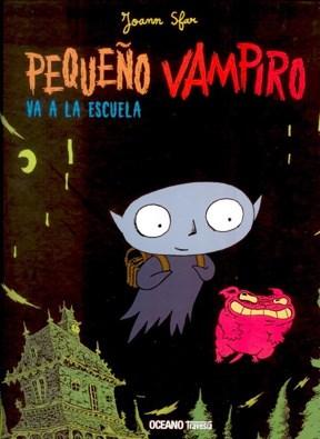 Papel Pequeño Vampiro Va A La Escuela