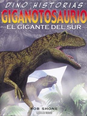 Papel Giganotosaurio - Dino Historias