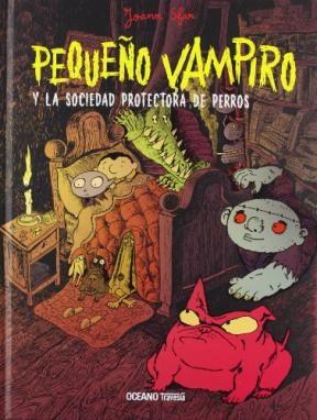 Papel Pequeño Vampiro Y La Sociedad Protectora De Perros