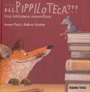 Papel Pippiloteca ?? Una Biblioteca Maravillosa