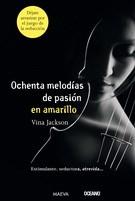 Papel Ochenta Melodias De Pasion En Amarillo