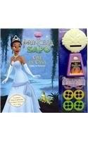 Papel Princesa Y El Sapo, La