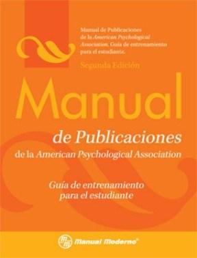 Papel MANUAL DE PUBLICACIONES GUIA DE ENTRENAMIENTO PARA EL ESTUDI