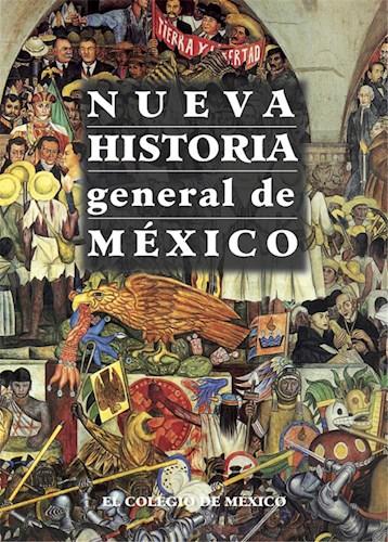 Libro Nueva Historia General De Mexico