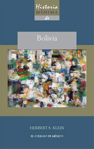 Papel Historia Mínima De Bolivia