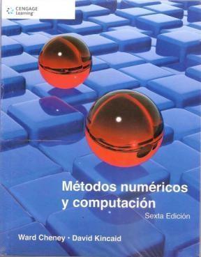Papel Metodos Numericos Y Computacion