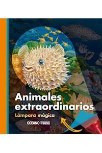 Papel Animales Extraordinarios  - Lámpara Mágina