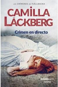 Papel Crimen En Directo (N.Ed.) - Los Crimenes De Fjallbacka 4
